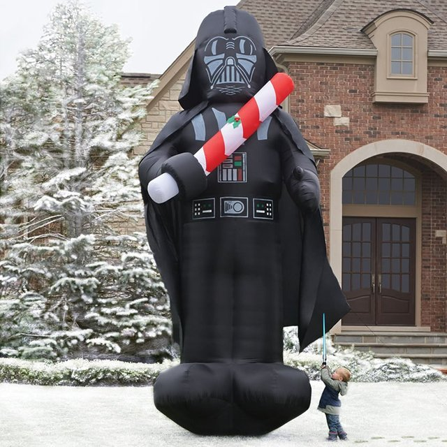 16 Foot Inflatable Darth Vader