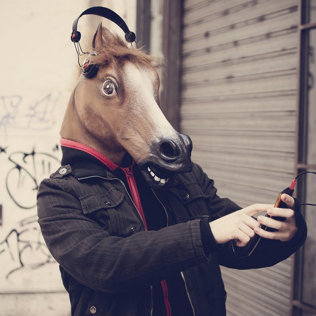 Horse Head Mask | Gifts For Men | 640 x 640 jpeg 63kB