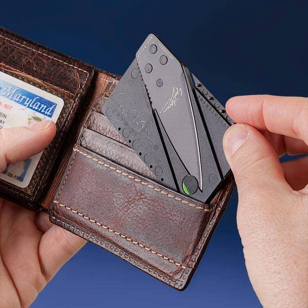 Credit Card Knife