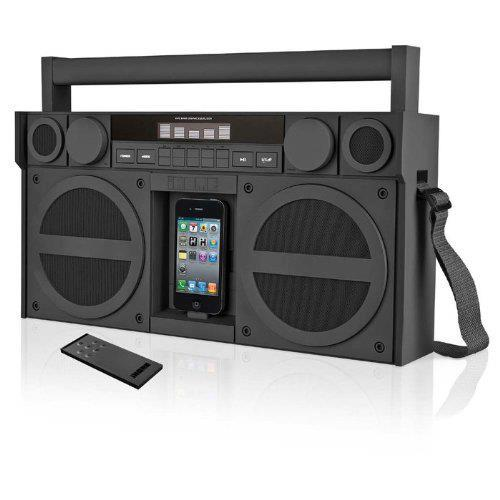 iPhone/iPod Boombox