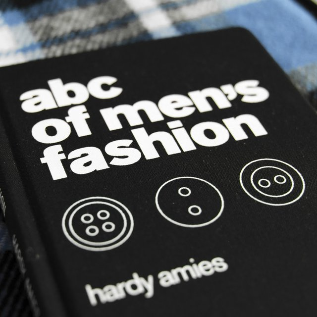 ABC Of Men's Fashion Book