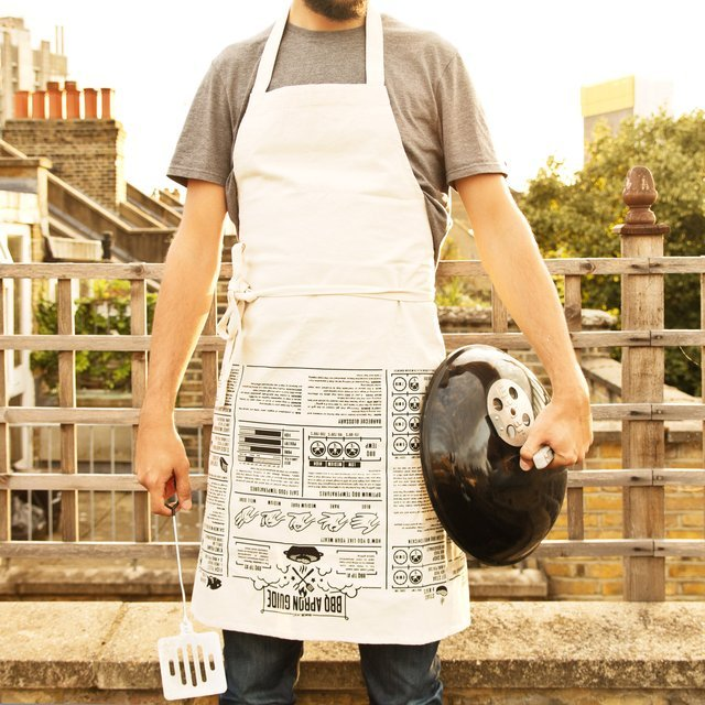 BBQ Apron Cooking Guide