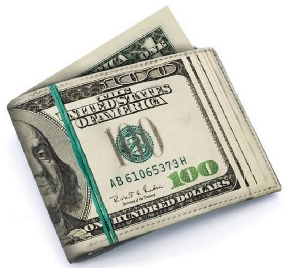 Benjamin Franklin Wallet