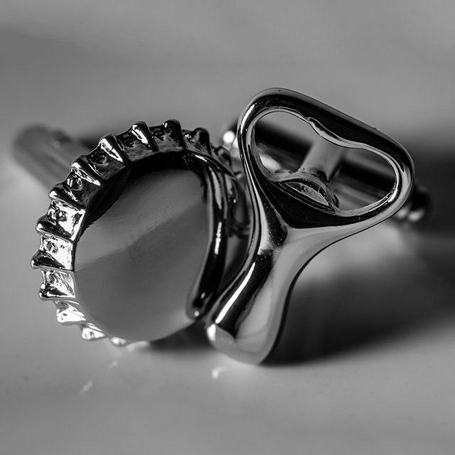 Bottle Cap Bottle Opener Cufflinks