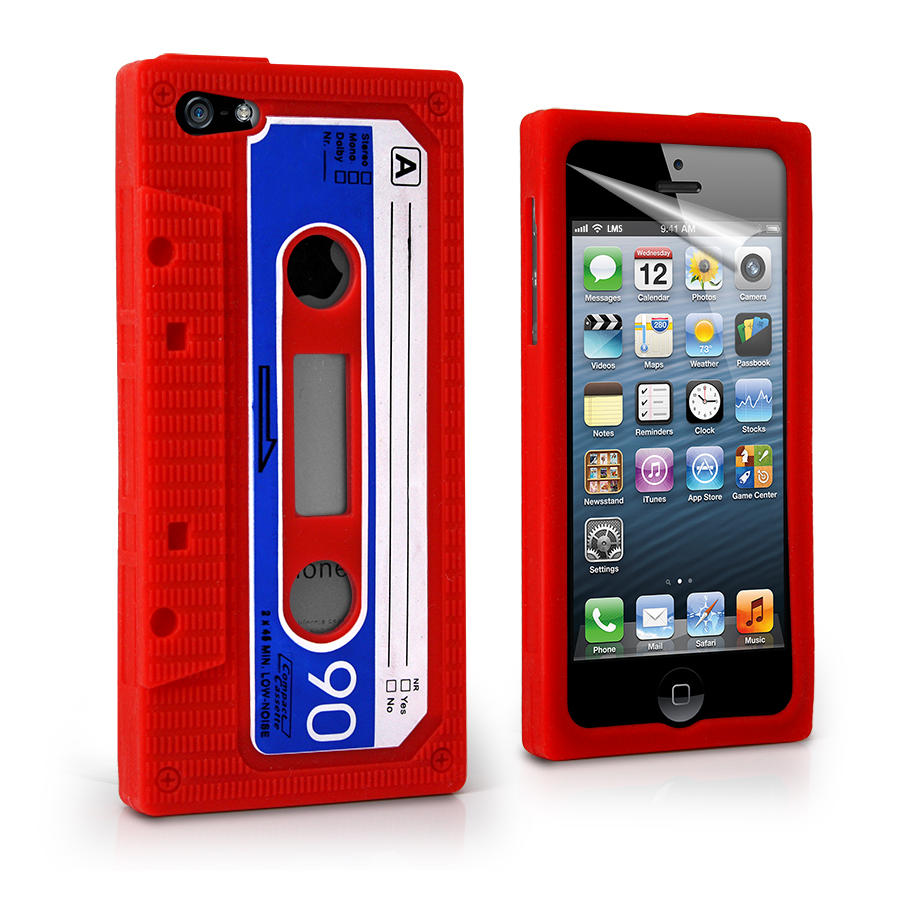 Cassette Tape Cell Phone Case
