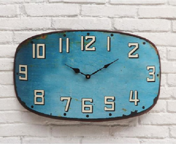 City Blues Clock