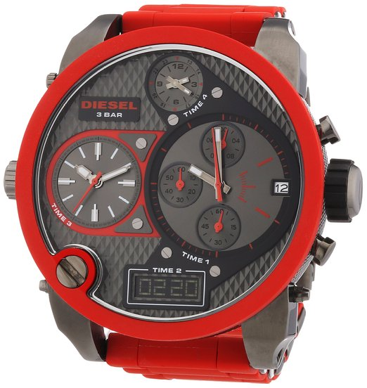 Diesel Mr. Daddy Red Watch