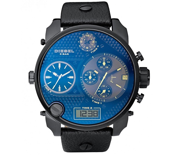 Diesel SBA Blue Watch