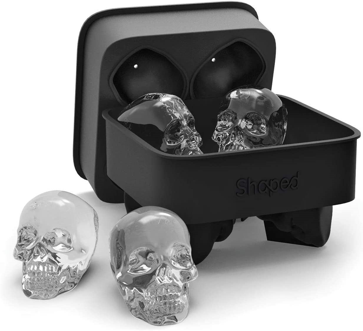 Giant Skull Ice Cubes