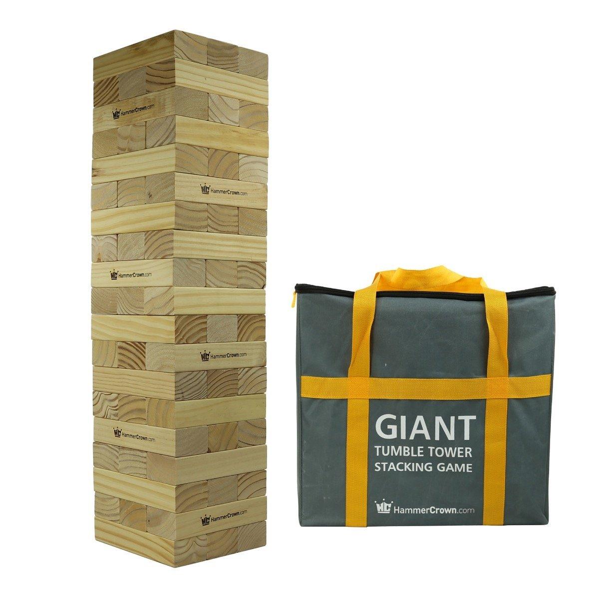 Christmas Gift Ideas For Outdoorsmen Part - 27: Giant Tumble Tower