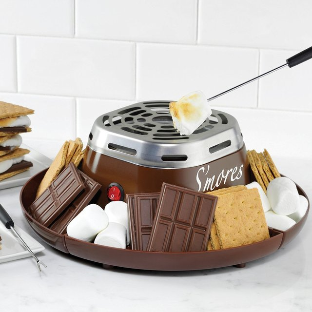 Indoor S'mores Maker Kit