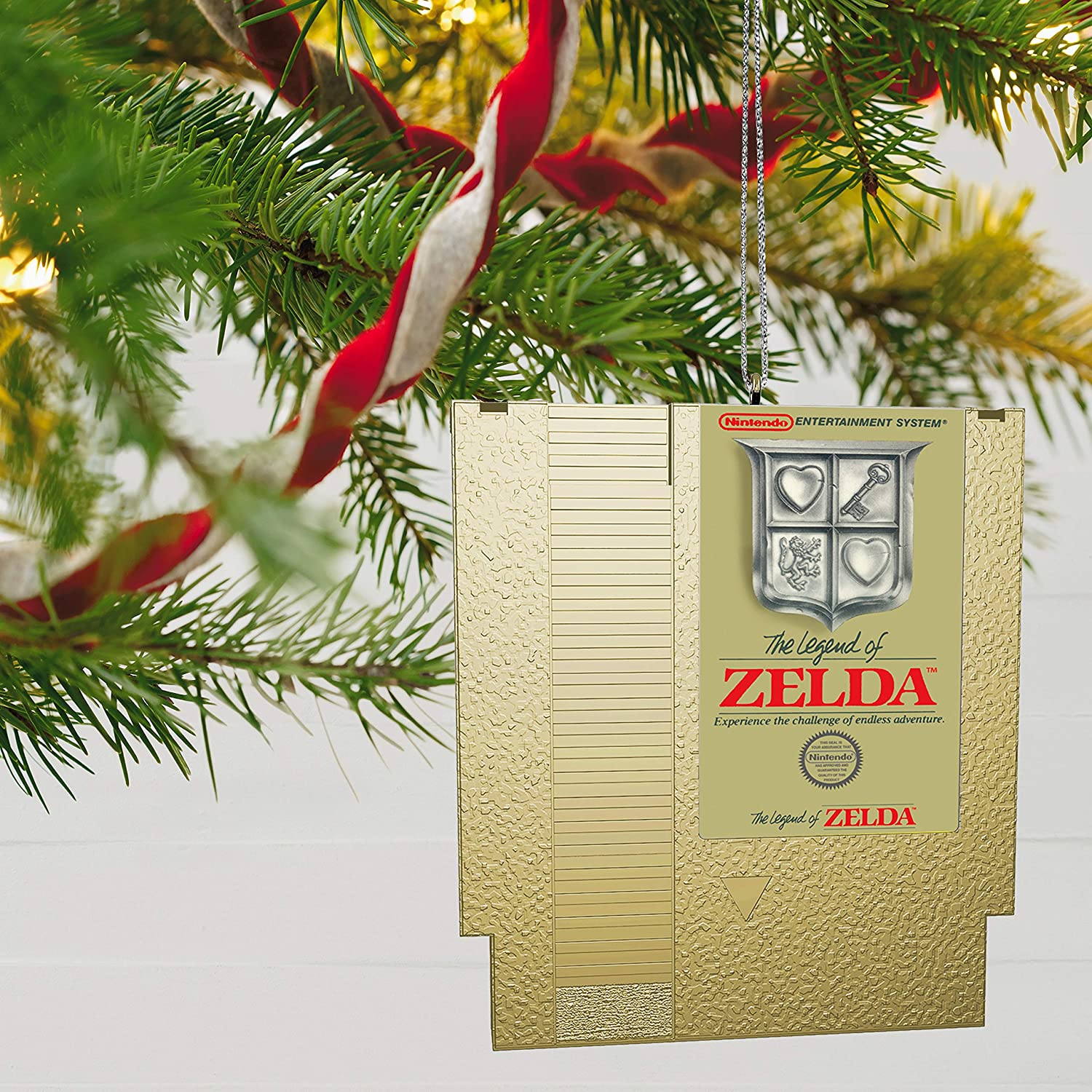 Legend Of Zelda Ornament