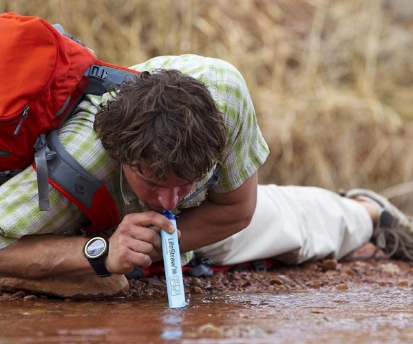 Lifestraw Drinking Filter