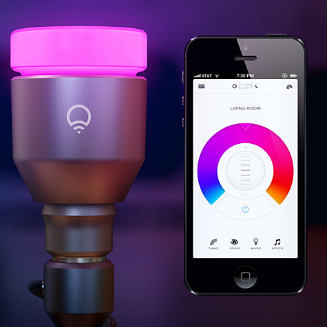 LIFX Wi-Fi Light Bulb