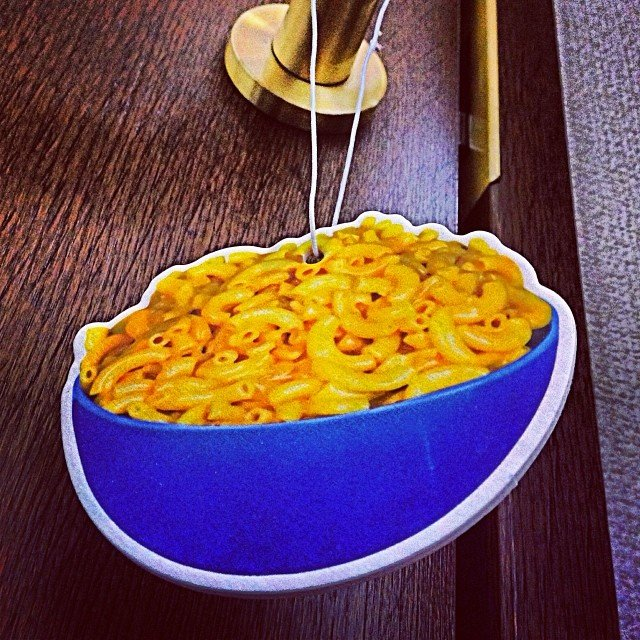 Mac & Cheese Air Freshener