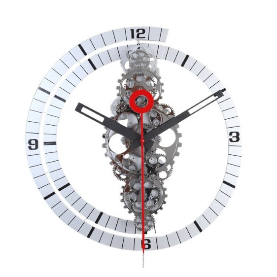 Skeleton Wall Clock
