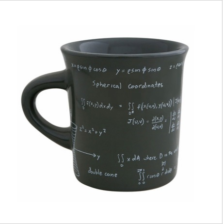 Math Equations Mug