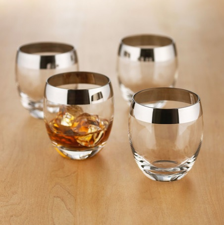 Mirror Edge Whiskey Glasses