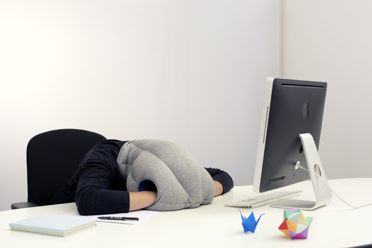Nap Anywhere Pillow