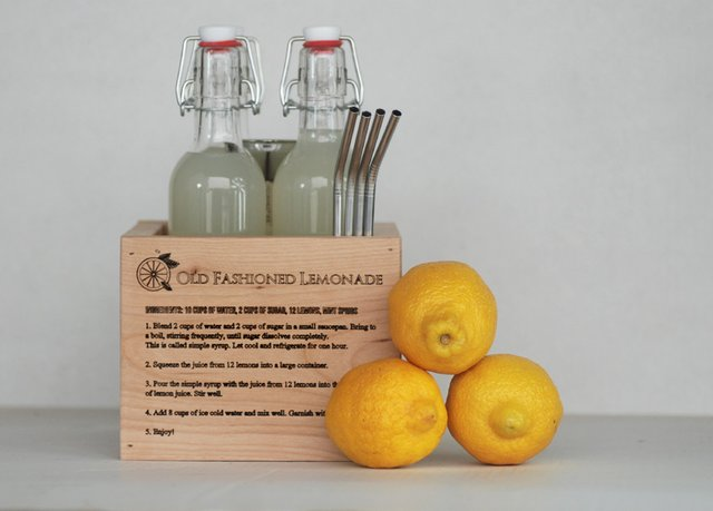 Old Fashioned Lemonade Kit