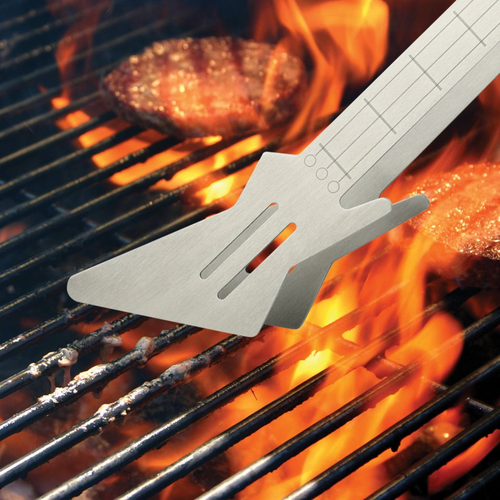 Rock Guitar BBQ Tongs
