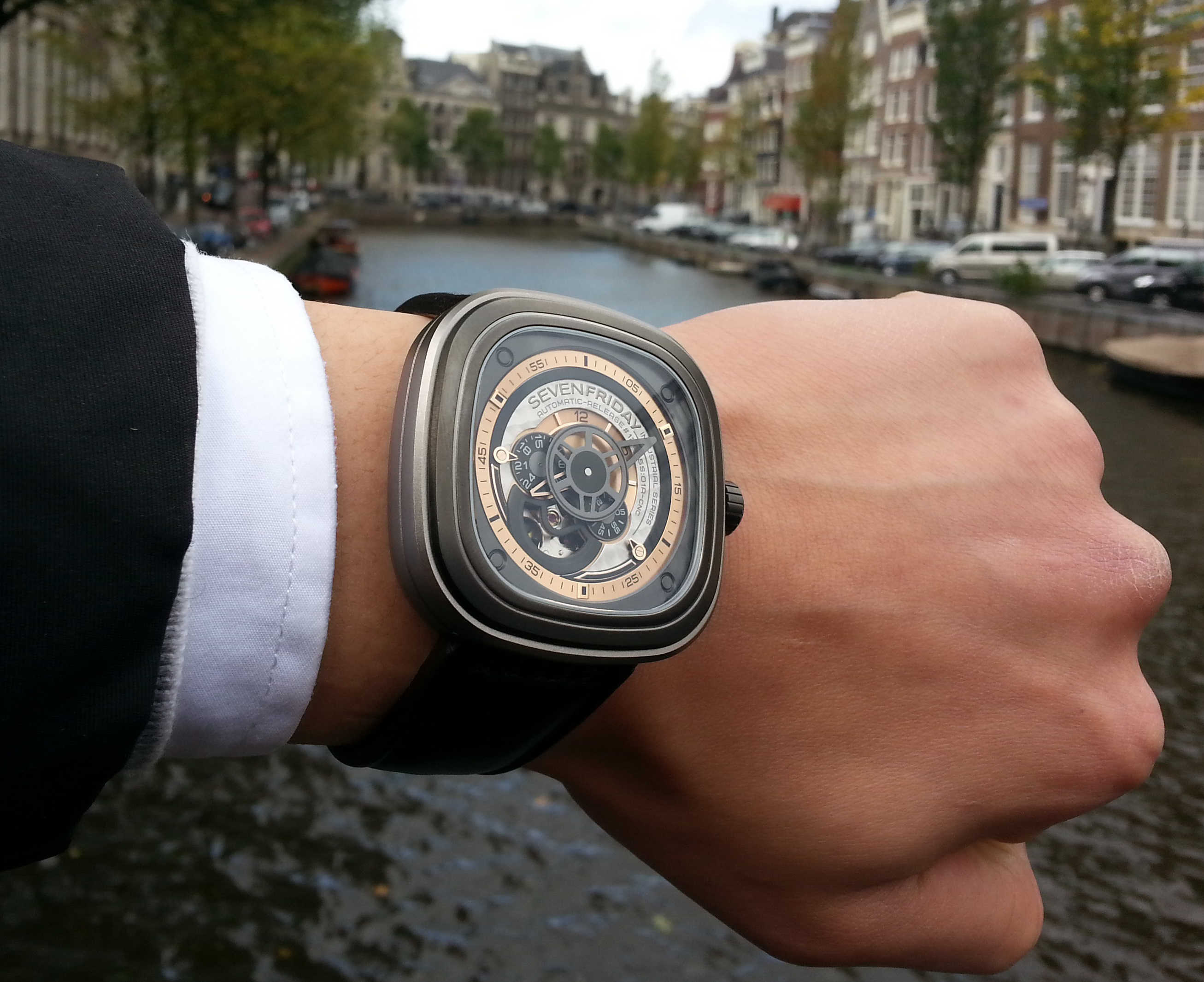 Sevenfriday P2 Watch Gifts For Men