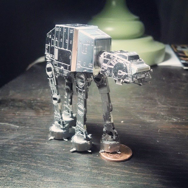 Star Wars AT-AT 3D Model