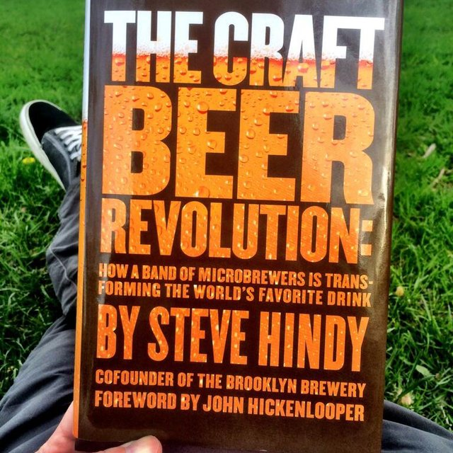 The Craft Beer Revolution Book