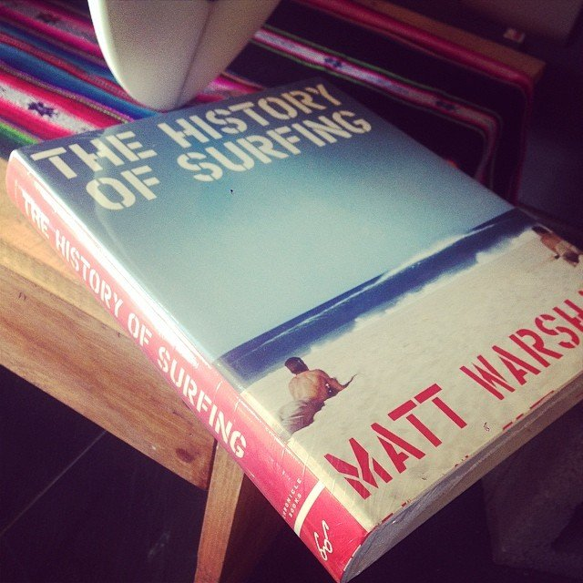 The History Of Surfing Book