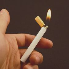 Gifts For Men - Cigarette Shaped Lighter