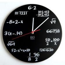 Pop Quiz Clock