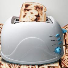The Selfie Toaster