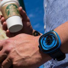 SevenFriday Industrial Essence Watch
