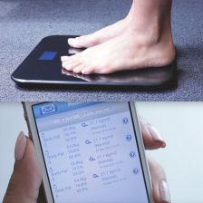 Gifts For Men - Wireless Smart Scale
