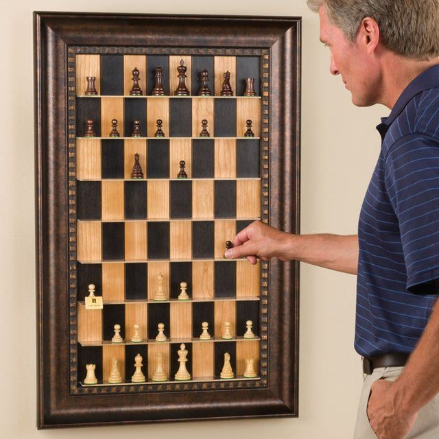 Vertical Chess Board