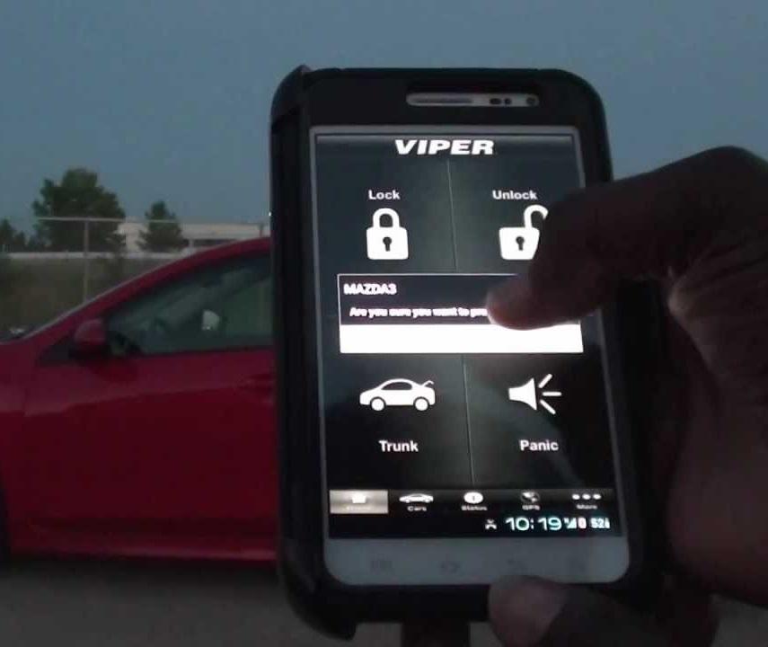 Viper SmartStart Car System