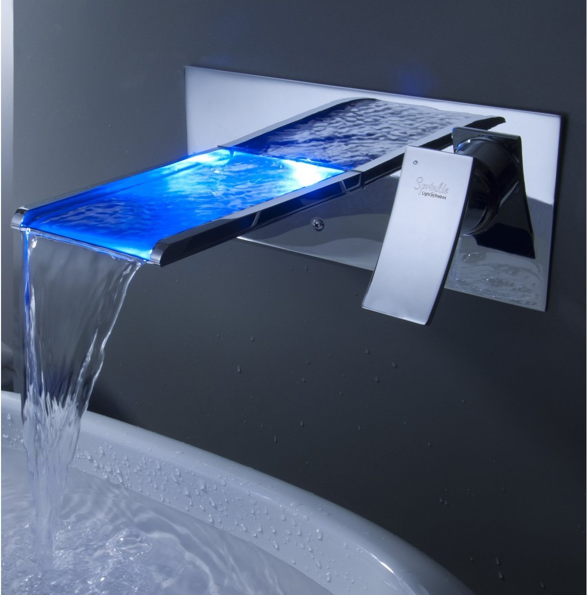 Waterfall Sink Faucet