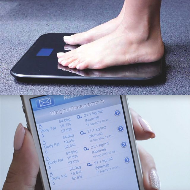 Wireless Smart Scale