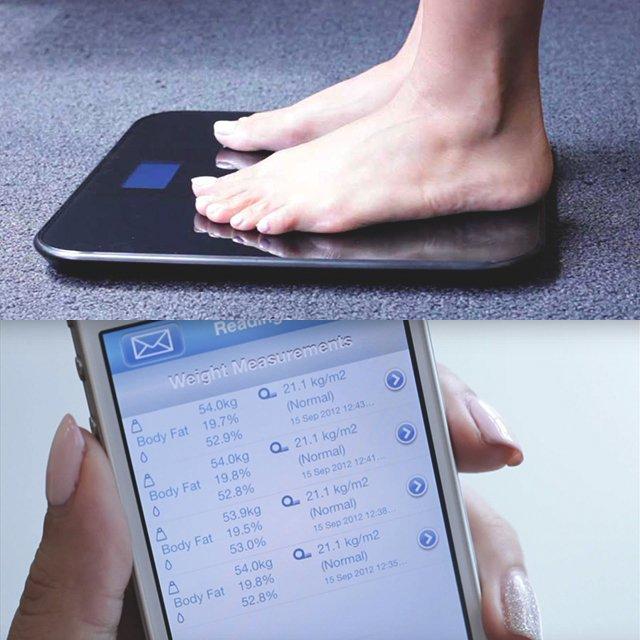 Wireless Smart Scale