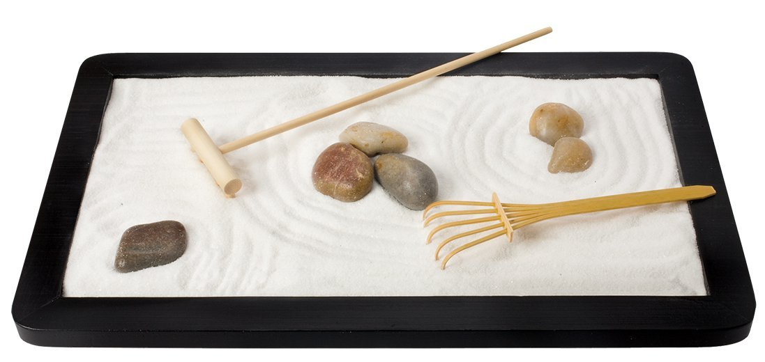 Zen garden gifts for men for Gardening gifts for men